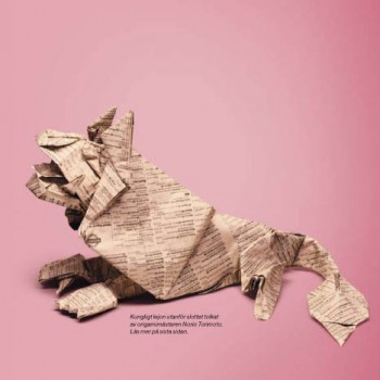 Norio Torimoto - created marketing campain for the Swedish Yellow pages