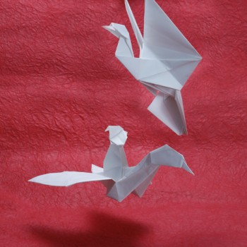 Learn and practice origami – download free templates